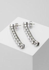 Radà - EARRINGS - Náušnice - silver-coloured - 0