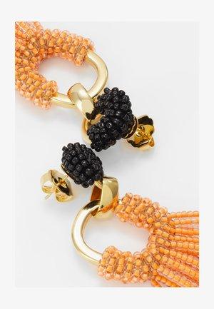 EARRINGS - Oorbellen - orange