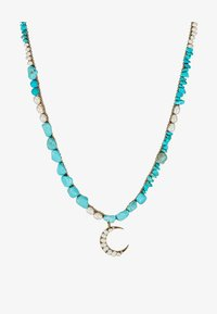 Radà - PASTE STONE NECKLACE - Necklace - gold-coloured - 1