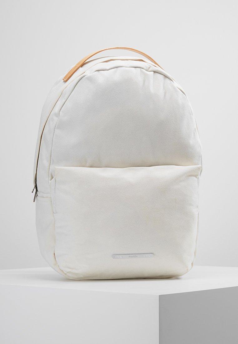 Rawrow - BACK PACK - Rucksack - white
