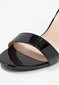 RAID Wide Fit - WIDE FIT BETHAN - High heeled sandals - black - 2