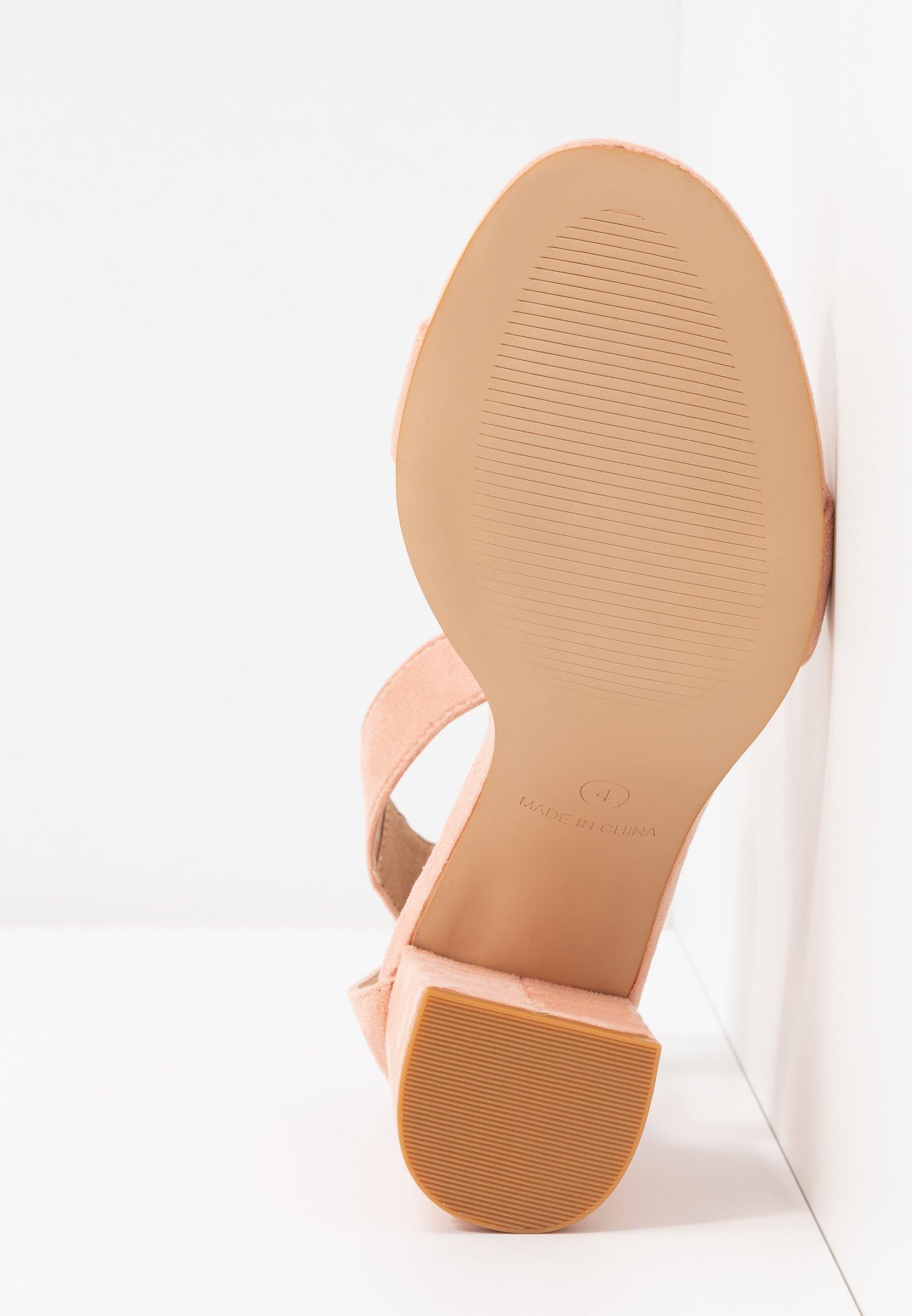 RAID Wide Fit WIDE FIT GENNA - Sandaletter - nude