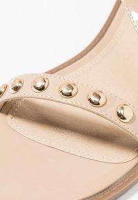 RAID Wide Fit - WIDE FIT CINZIA - Sandals - nude - 2