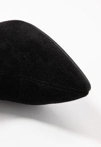 RAID Wide Fit - WIDE FIT MAUREEN - High heeled boots - black - 2