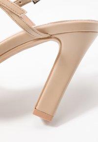 RAID Wide Fit - WIDE FIT SILVINA - Sandaletter - nude - 2