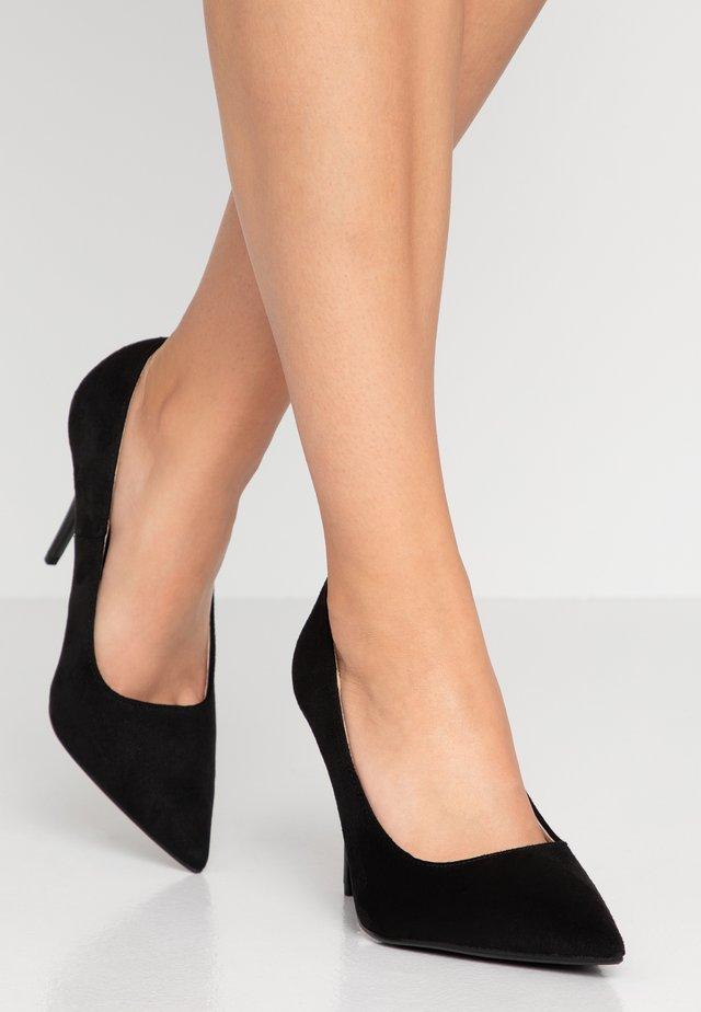 WIDE FIT GENESIS - High Heel Pumps - black