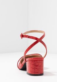 RAID Wide Fit - WIDE FIT PALOMA - Tacones - red - 5