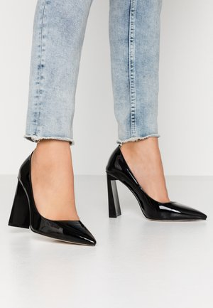 WIDE FIT JOVITA - High heels - black