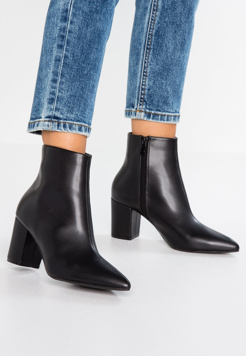 RAID Wide Fit - WIDE FIT ALLY - Classic ankle boots - black