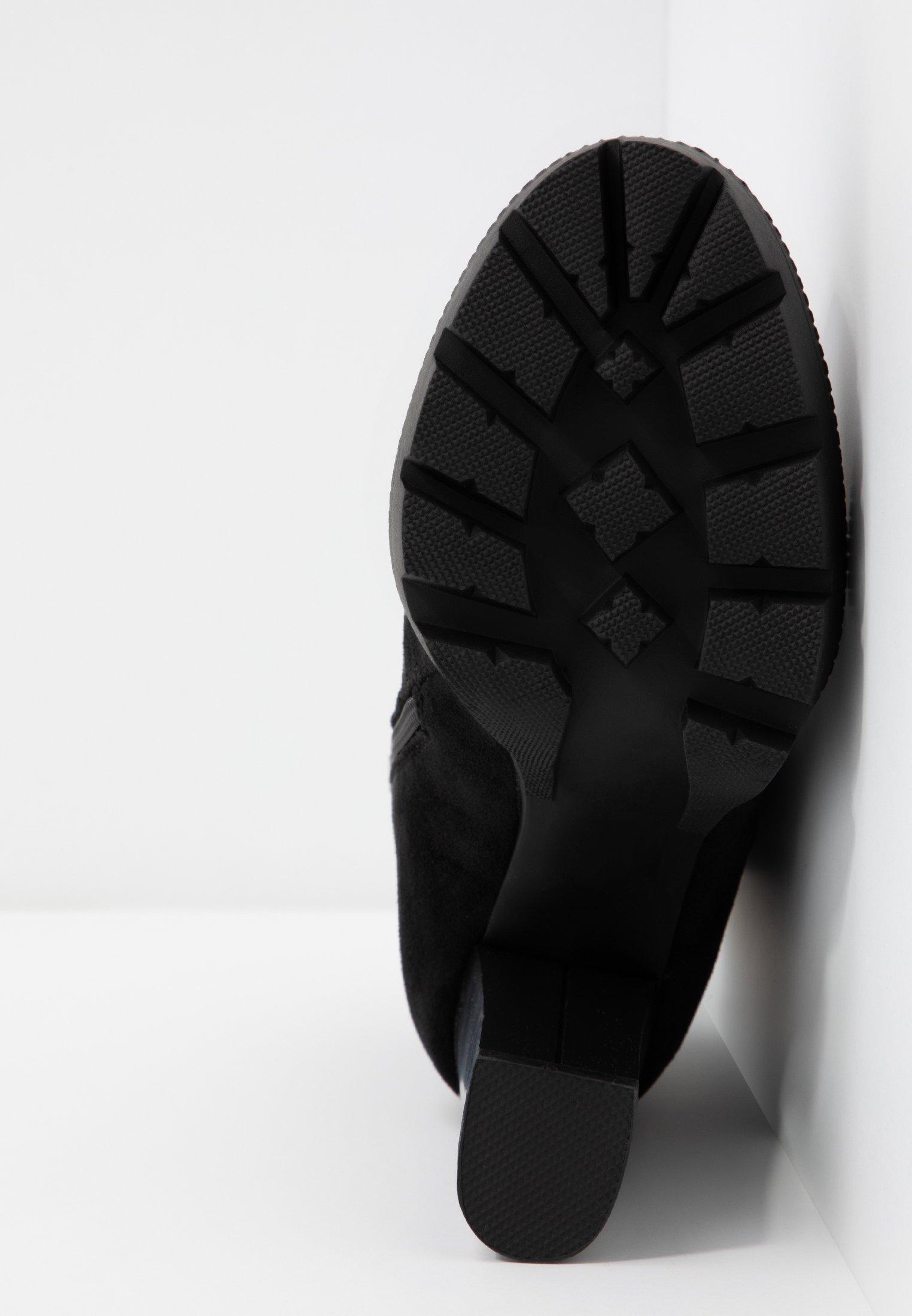 RAID Wide Fit WIDE FIT LONDON - Bottines à talons hauts black