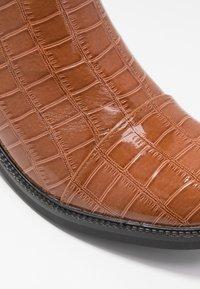 RAID Wide Fit - MARGARET - Støvletter - tan - 2