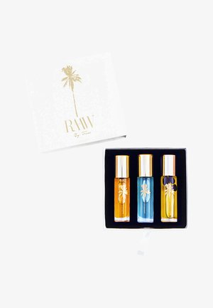 FACIAL OILS TRIO SET - Huidverzorgingsset - -