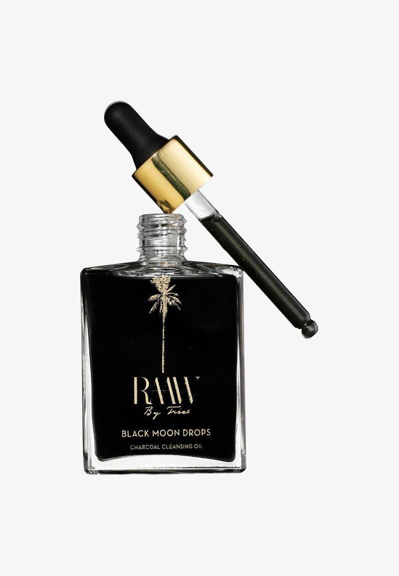 Raaw by Trice - BLACK MOON DROPS 60ML - Gesichtsreinigung - -