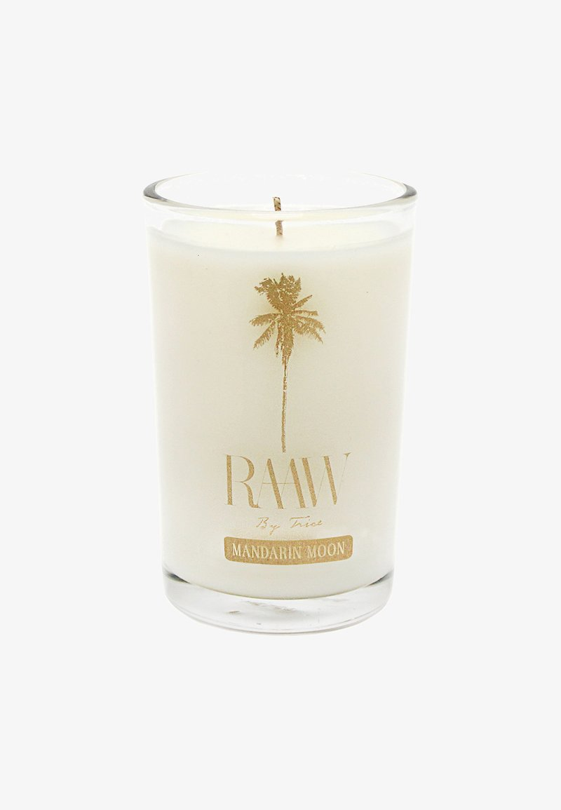 Raaw by Trice - MANDARIN MOON SCENTED CANDLE - Scented candle - -