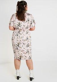 RACHEL Rachel Roy Curvy - EXCLUSIVE CAIT DRESS - Day dress - rose - 3