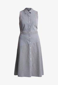 RACHEL Rachel Roy Curvy - EXCLUSIVE REBECCA DRESS - Shirt dress - eggshell combo - 4