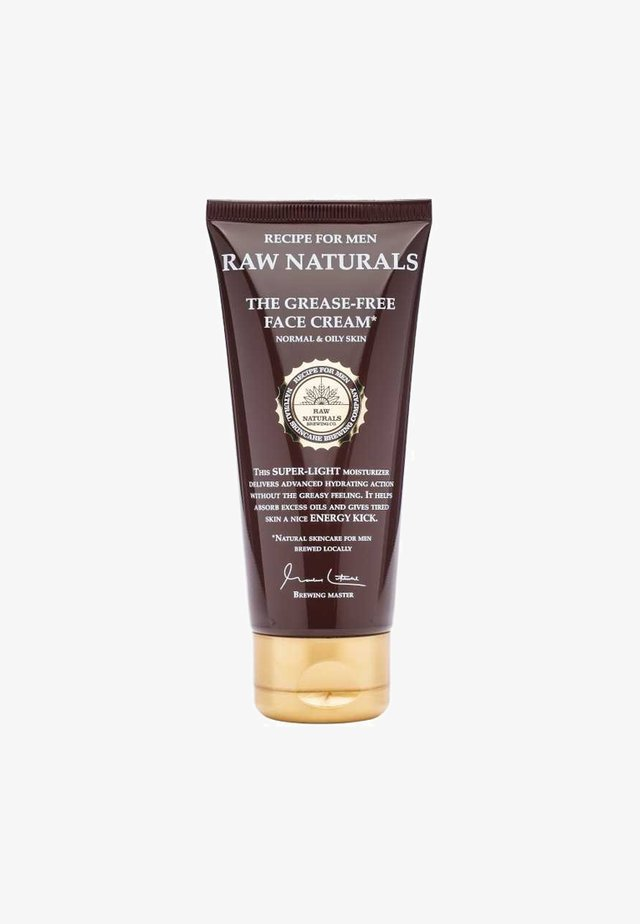 THE GREASE-FREE FACE CREAM - Soin de jour - not defined