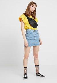 Ragged Jeans - SKIRT - Blyantnederdel / pencil skirts - light blue - 1