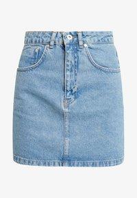 Ragged Jeans - SKIRT - Blyantnederdel / pencil skirts - light blue - 4