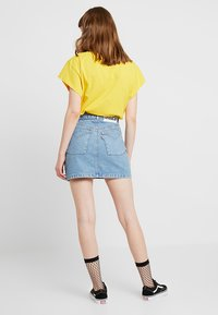 Ragged Jeans - SKIRT - Blyantnederdel / pencil skirts - light blue - 2