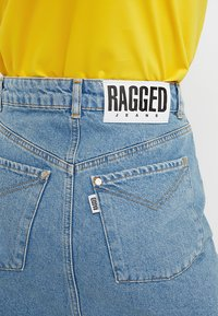 Ragged Jeans - SKIRT - Blyantnederdel / pencil skirts - light blue - 5