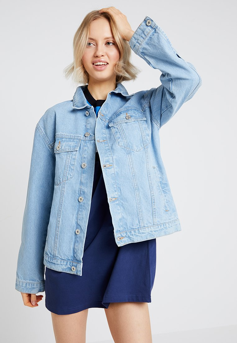 Ragged Jeans - Kurtka jeansowa - light blue