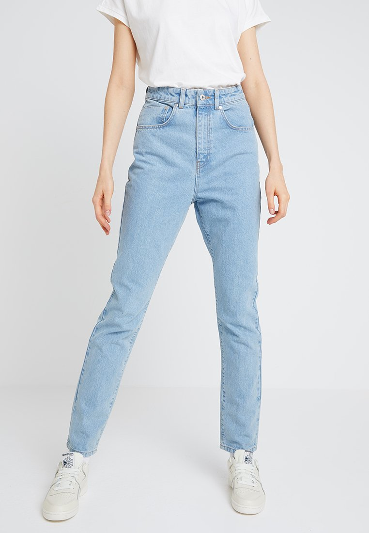 Ragged Jeans - MOM - Jeansy Relaxed Fit - light blue