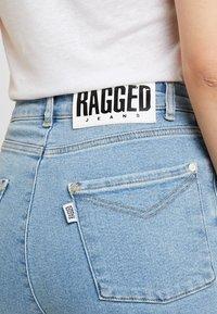 Ragged Jeans - Jeans Skinny Fit - light blue - 4