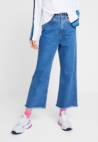 Ragged Jeans - Flared Jeans - mid blue - 0