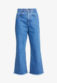 Ragged Jeans - Flared Jeans - mid blue - 6