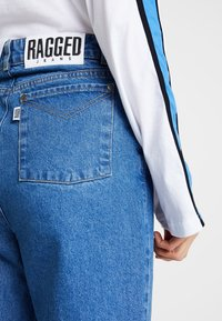 Ragged Jeans - Flared Jeans - mid blue - 7