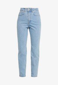 Ragged Jeans - BUTT CUT - Relaxed fit -farkut - light blue - 5