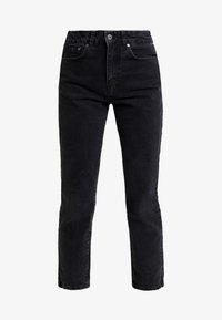 Ragged Jeans - BUTT CUT - Jeansy Relaxed Fit - charcoal - 4