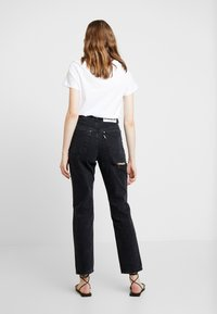 Ragged Jeans - BUTT CUT - Jeansy Relaxed Fit - charcoal - 2