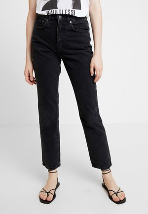 BUTT CUT - Jeansy Relaxed Fit - charcoal