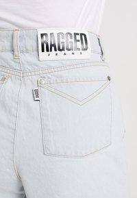 Ragged Jeans - Jeansshort - stone - 5