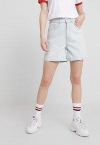 Ragged Jeans - Jeansshort - stone - 0