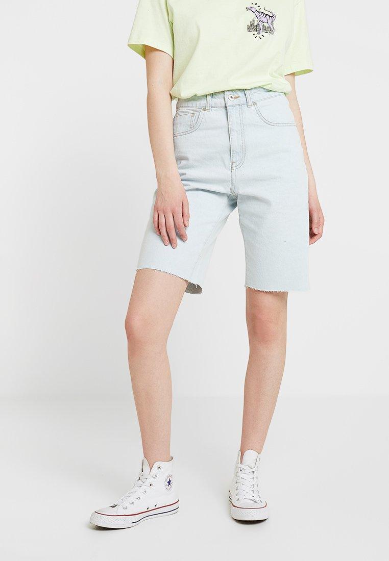 Ragged Jeans - Szorty jeansowe - light blue denim