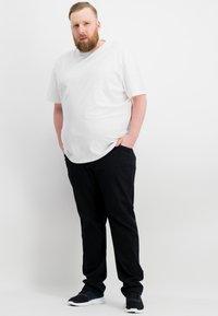 Ragman - 2 PACK - Basic T-shirt - white - 0