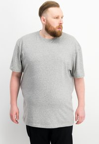 Ragman - 2 PACK - Basic T-shirt - grey - 1
