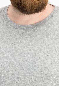 Ragman - 2 PACK - Basic T-shirt - grey - 3