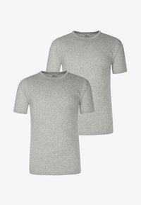 Ragman - 2 PACK - Basic T-shirt - grey - 4