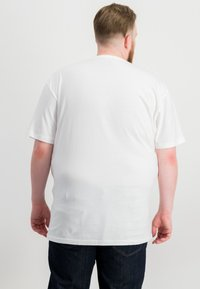 Ragman - 2 PACK - Basic T-shirt - white - 2