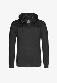 Ragman - Zip-up hoodie - black - 4