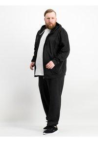 Ragman - Zip-up hoodie - black - 1