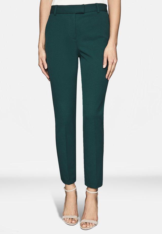 JOANNE - Broek - turquoise