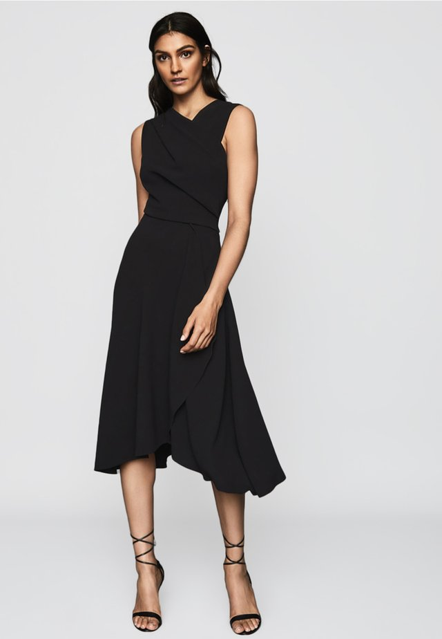 MARLING - Maxi dress - black