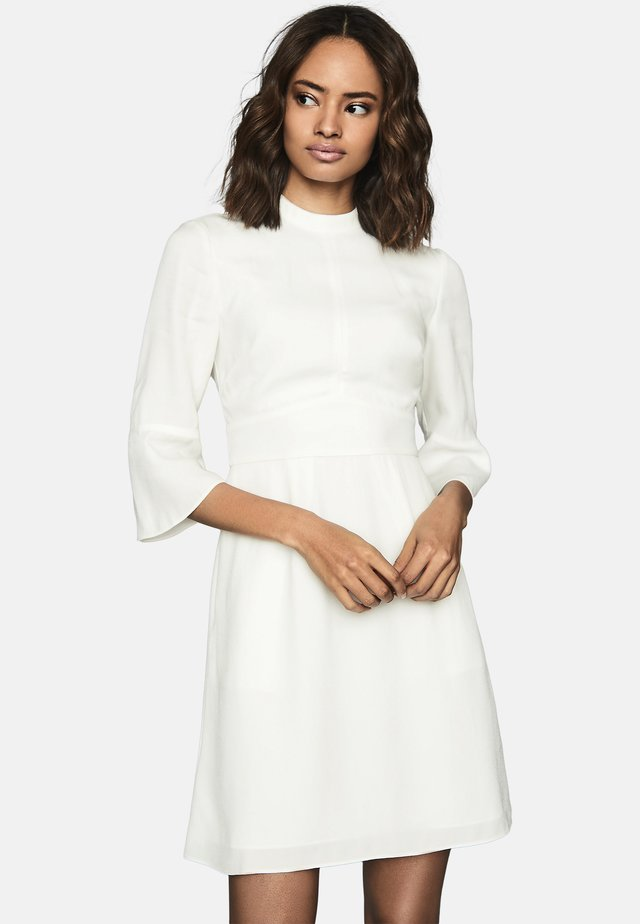 CORA - Day dress - off-white