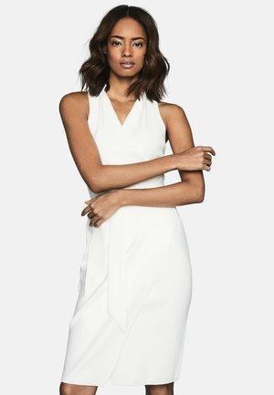 MACY - Shift dress - white