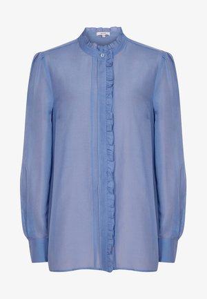 LIDDY - Button-down blouse - blue